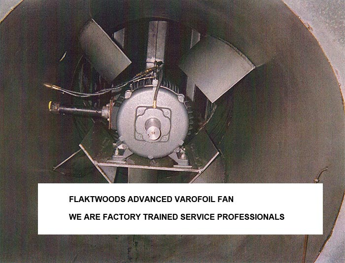 Flakt Fans Axial Fans : Buy flaktwoods varofoil industrial fans from vibes corp